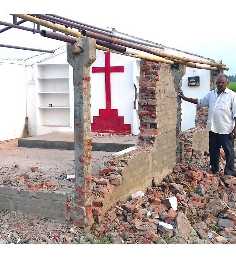 India aanspreken op christenvervolging