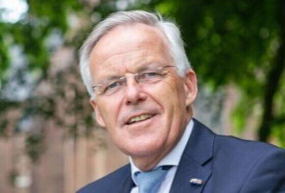 Eppie Klein waarnemend burgemeester in Scherpenzeel