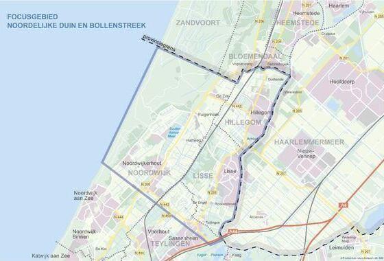 Plan van Aanpak Mobiliteitsmaatregelen noordelijke Duin- en Bollenstreek