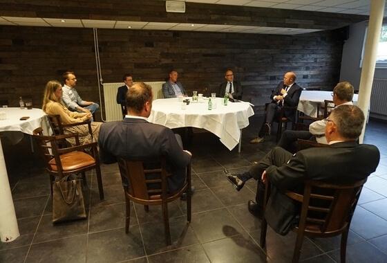 Terugblik ontmoeting Zeeuwse SGP-politici