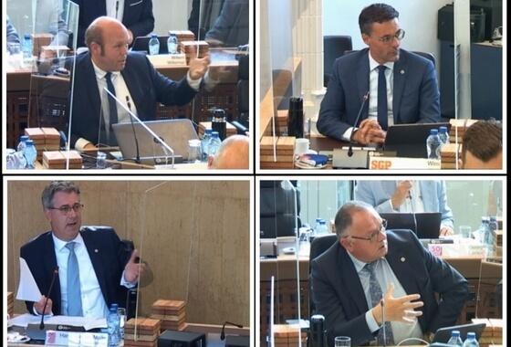 Mobiliteit, samenwerkingsverbanden en waterbedrijf Evides; Een terugblik op de Statenvergadering van 23 juli 2021
