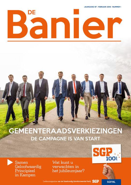 Banier februari 2018 Verkiezingen