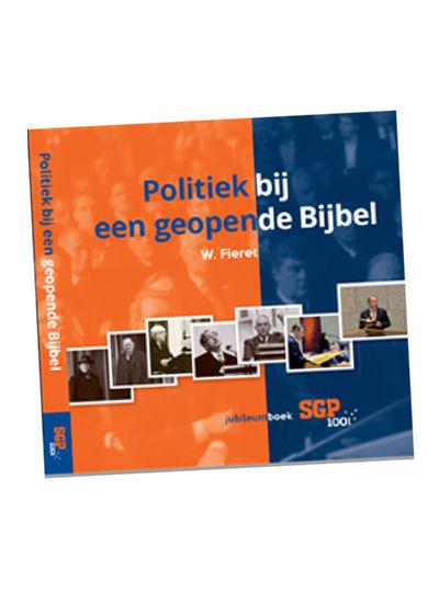 Politiek bij een geopende Bijbel