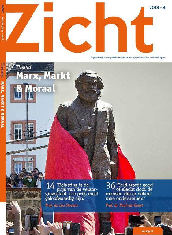 Zicht december 2018 - 'Marx, Markt en Moraal'