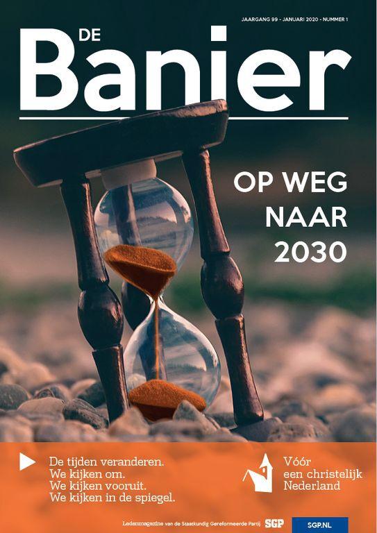 De Banier januari 2020 Op weg naar 2030