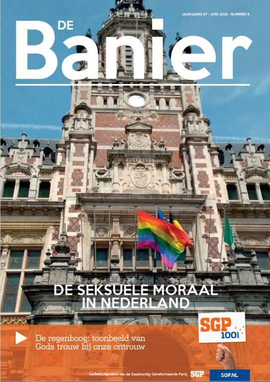 Banier juni 2018 Seksuele moraal in Nederland