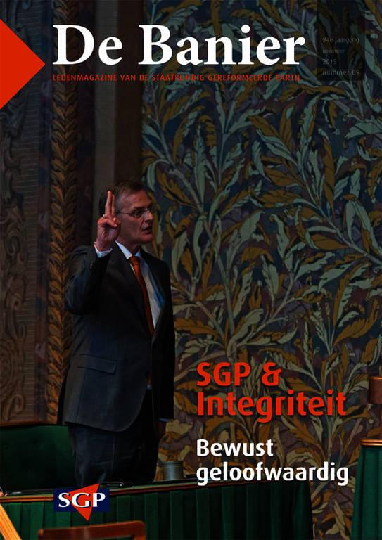 Banier november 2015 Integriteit