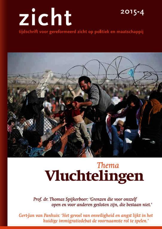 Zicht december 2015 Vluchtelingen
