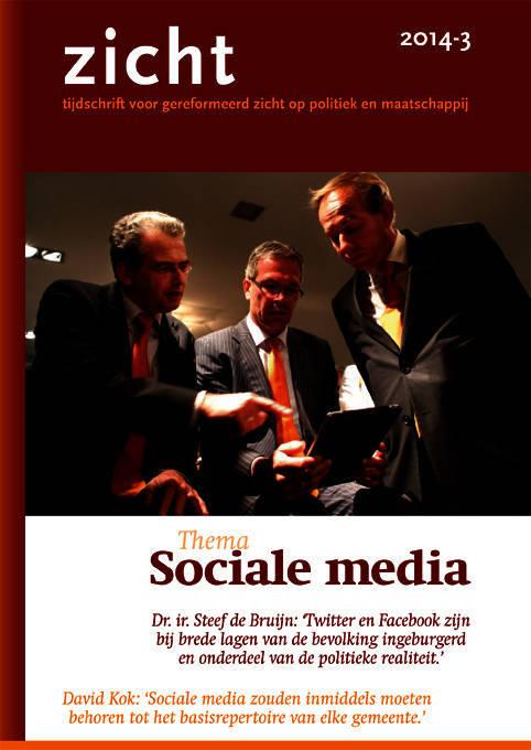Zicht oktober 2014 Social media