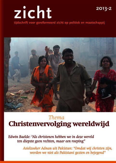 Zicht juni 2013 Christenvervolging wereldwijd