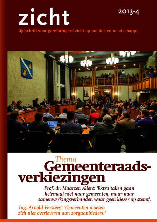 Zicht december 2013 Gemeenteraads- verkiezingen