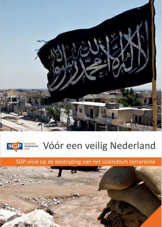 Voor een veilig Nederland
