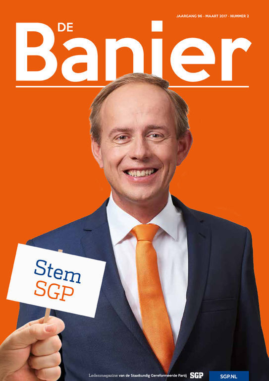 Banier maart 2017 Verkiezingen
